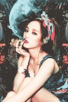 Meng Jia My Queen by isaacrobinson97