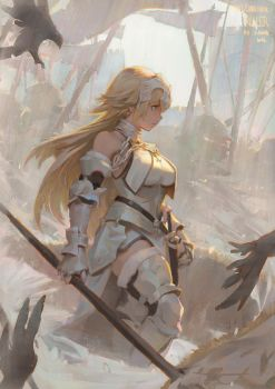 Fate/GrandOrder by Cushart