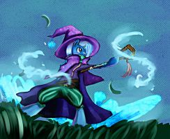 Casting some spells by X-RayDistorted