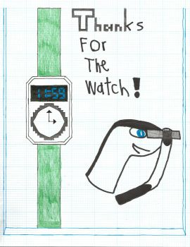 Thanks for the Watch by Rejuv1n8edChr0nic9l