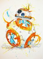 BB-8 by Lonosaurus