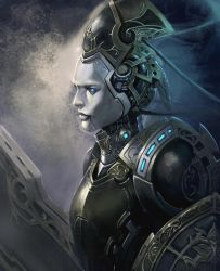 Odin robot by XiaoBotong