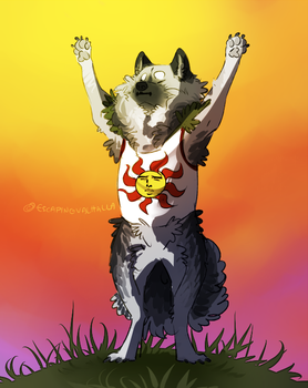 Praise the Sun! by EscapingValhalla