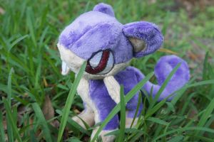 Rattata Plush :SOLD: