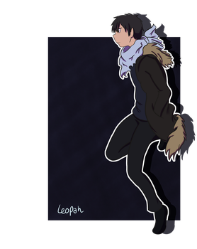 dark Yato by LackadaisicalLeopah