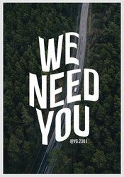 We Need You by xx3hanhan