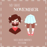 No-Shave November by fairypaws