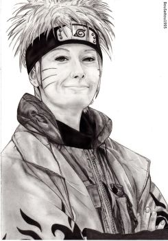 ReWeJuIs as Naruto by BouSaitou1995