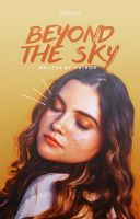 Wattpad Cover 12 | Beyond the Sky by lottesgraphics