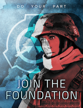 Join the Foundation by GX67