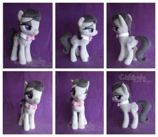 Octavia Custom  Plush by Chibi-pets