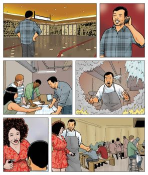 Mr. Chang Goes to Vegas, page 2 by pjperez