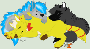 Group YCH by DOGPlSS