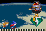 Chasing Eggman by BeeWinter55