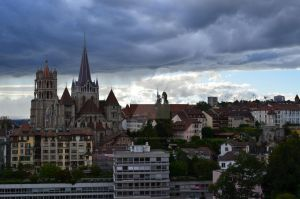 Lausanne by dandelion-field