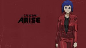 Ghost In The Shell: Arise Wallpaper by xoxxooxxooxo
