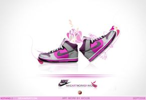 NIKE DESIGN by NoThInG-2-SaY