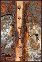 Rusty Abstract by WestOz64