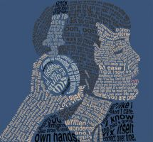 Tegan Typography by faerie-glamour