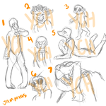 YCH Sheet 01 1/7 OPEN by jamporas