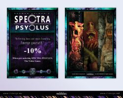 Spectra Psyclus - cards -28-discount 5 by R1Design