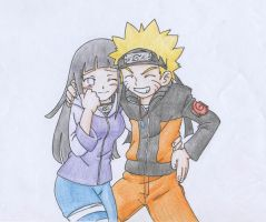Naruhina by cloudywolf