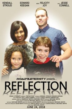 Reflection Movie Poster by NathanMD