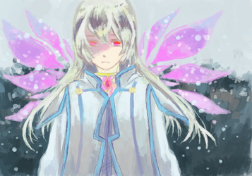 Tales of symphonia:collet by gohanumai