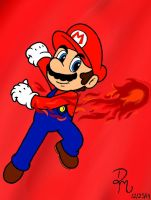 Mario by candycorporation