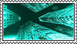 city lights stamp by 91108293