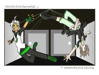 -UTAU- World's End Dancehall by ReMixloid