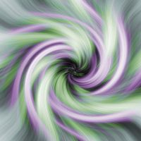 Colorful Swirl Action by NewJayne
