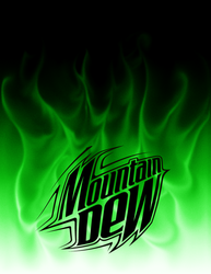 Mountain DEW by Master-Bryon