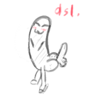 Shy Dickbutt by Lyynou