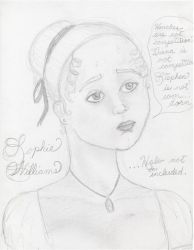 Sophie by ZoSoTheTwirp