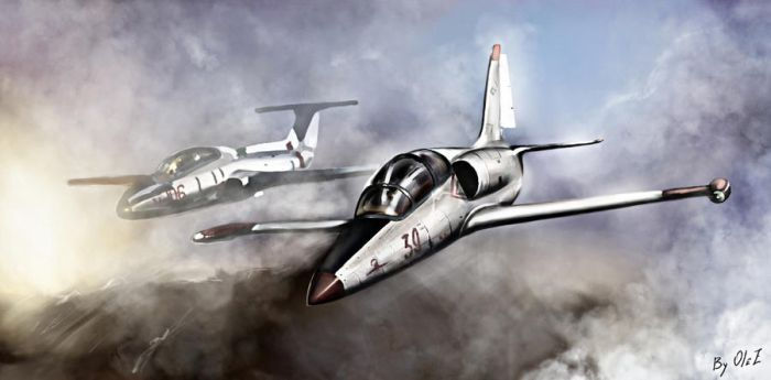Planes 2 by OleZ-2010