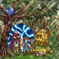 Chrono Trigger by otahide