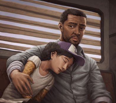 LEE AND CLEMENTINE by dante-cg