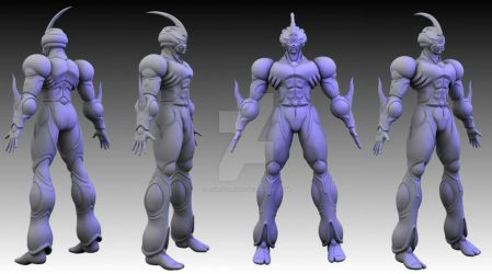 guyver bioboosted armor by asgard-knight