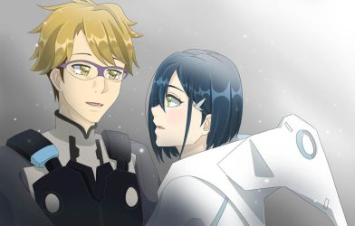 Goro And Ichigo by Razub3rri