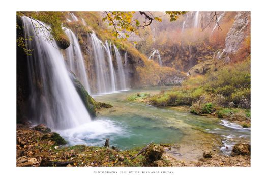 Plitvice Lakes 2012 - XVII by DimensionSeven
