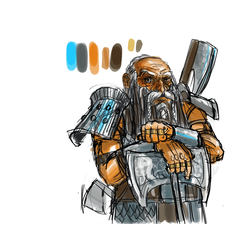 Dwarf Process animation by tlclark