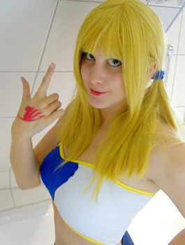 Lucy 7y later Fairy Tail Cosplay by Lucy-chan90