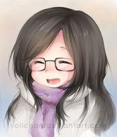 Happy Portrait by yolichan
