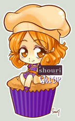 Muffin on a Muffin by ShouriMajo