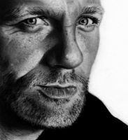 Daniel Craig by GalleyArts