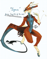 Monthly Adopt - 01/18 - Ignaz by wyum