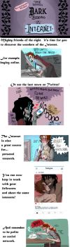 Vampires on the Internet by thewomaninred