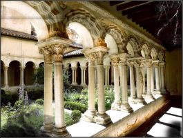 The Cloisters by KWilliamsPhoto