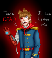 Tord is dead by AmitiArt